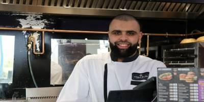 Müslüman restoran sahibinden Fransız öğrencilere ücretsiz yemek