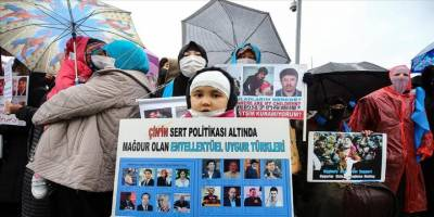 D. Türkistanlılar, Çin'deki yakınlarından haber almak istiyor