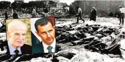 Hama Katliamının görgü tanığı yaşadıklarını anlattı