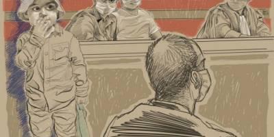 Belçika'da 2 yaşındaki mülteci çocuğu öldüren polis sadece 1 yıl hapis cezasına çarptırıldı