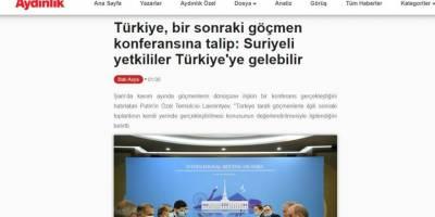 Şebbihalar katilleri Türkiye'de ağırlama hayali kuruyor