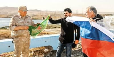 Gara'da katliam yapan PKK Haseke'de Rusya ile askeri birlik kuruyor!