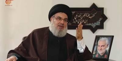 Hasan Nasrallah şecaat arzederken sirkatin söylemiş!