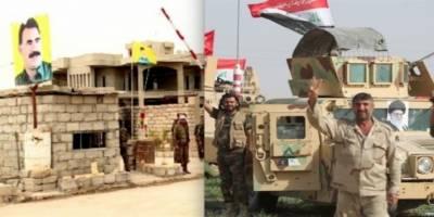 İran, Türkiye'nin PKK operasyonunu Haşdi Şabi ile tehdit ediyor!