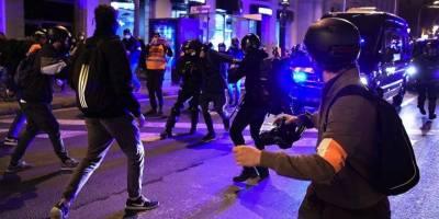 İspanya'da tutuklanan rap sanatçısı Hasel'e destek gösterileri 6. gününü doldurdu