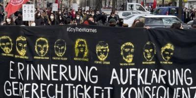 Hanau'daki ırkçı saldırı kurbanları için Köln'de dikilen anıt tahrip edildi