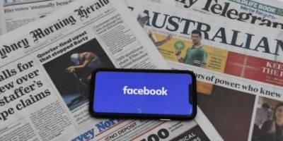 Facebook Avustralya'da haber içeriğini engelleme kararından vazgeçti