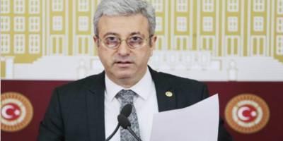 CHP Milletvekilinden 'el kırmalı, dil kesmeli' tehdit!
