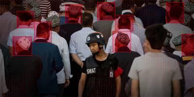 Yapay zekayla Uygurların duyguları takip edilmiş!