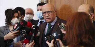Meclis Başkanlığından Anayasa Mahkemesine Berberoğlu kararı için 'tavzih ve maddi hata düzeltme' yazısı