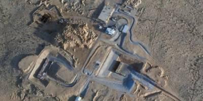 Siyonist İsrail'in gizli projesi uyduya yakalandı