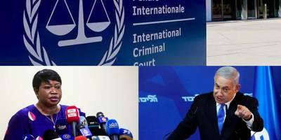 İsrail'in yeni hedefi Uluslararası Ceza Mahkemesi!