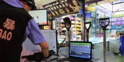 """Çin polis kayıtlarından """"soykırım yapıları"""" çıktı"""