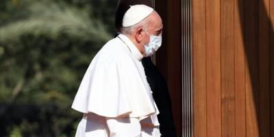 Papa Franciscus Irak'ta