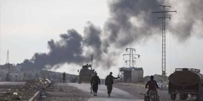 Esed rejiminin işgalindeki Hama'da patlama: 18 ölü