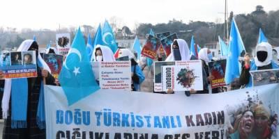 Doğu Türkistanlı hanımlardan Çin ve işbirlikçilerine 8 Mart mesajı