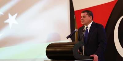 Dibeybe: Libya ve Türkiye arasındaki deniz anlaşması konusunda Yunanistan ile aynı fikirde değiliz