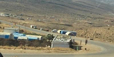 PKK ve Haşdi Şabi'nin Sincar tiyatrosu