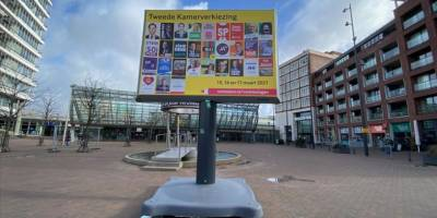 Genel seçime hazırlanan Hollanda'da koalisyon olasılığı yüksek