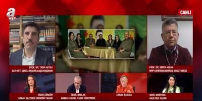 Yasin Aktay: HDP'nin kapatılması için şartlar oluştu