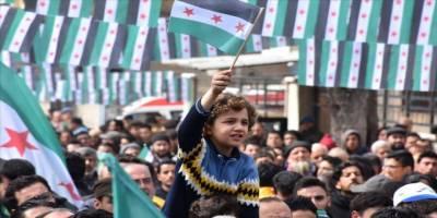 Suriye Savaşı 10'uncu yılını geride bıraktı