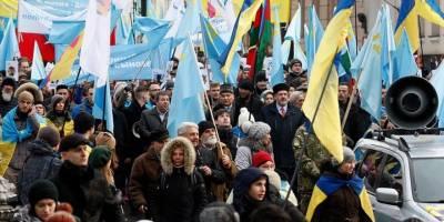 Rusya'nın Kırım'ı işgalinin 7. yılı