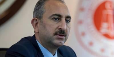 Adalet Bakanı Gül'den Halepçe katliamı mesajı