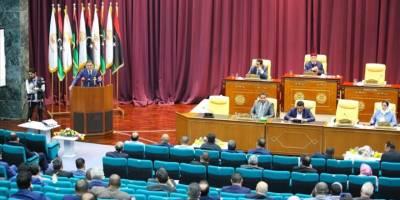 Libya'da yemin eden yeni kabine 35 isimden oluşuyor
