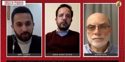 Türkiye'de Göçmenler, Ayrımcılık ve Irkçılık konuları tartışıldı