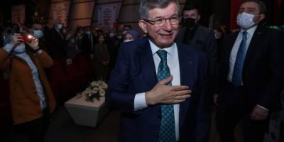 Davutoğlu'ndan Andımız tepkisi: Tektipleştirici sloganlara ihtiyaç yok