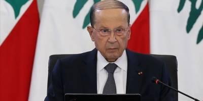 Lübnan Cumhurbaşkanı Avn'dan Saad el-Hariri'ye: Ya hükümeti bir an önce kur ya da alanı başkalarına bırak
