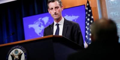 ABD'den HDP tepkisi: Tasfiyeden endişe duyuyoruz