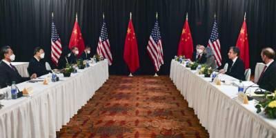 ABD ve Çinli heyetin Alaska'daki toplantısı gergin başladı