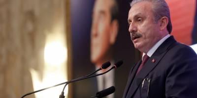 Meclis Başkanı Şentop, Gergerlioğlu'nun gözaltına alınmasını savundu