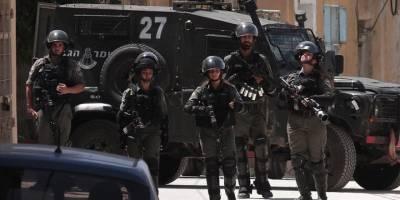 İşgal güçleri Doğu Kudüs ve Batı Şeria'da 13 Filistinliyi gözaltına aldı