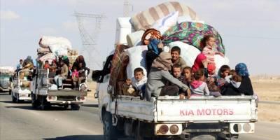 İran, Deyrizor'da sivillere ait evlere el koyuyor
