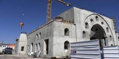 Fransa'da belediye cami inşası için fon ayırdı, hükümet rahatsız oldu