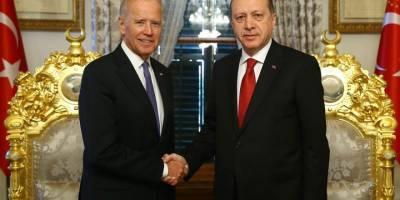 Biden Erdoğan'ı İklim Zirvesi'ne davet etti