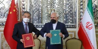 İran ve Çin arasında imzalanan 25 yıllık anlaşma neyi amaçlıyor?