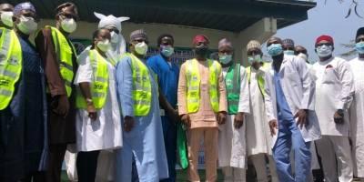 Nijerya'da maaşları ödenmeyen doktorlar süresiz greve başladı