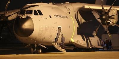 Arakanlı Müslümanlara yardım taşıyan askeri uçak yola çıktı