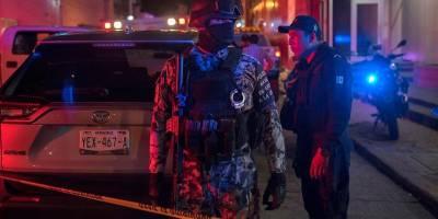 Meksika'da cinayet oranları yükseldi