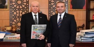 AK Parti'nin 'hukuku' hatırlatması Bahçeli'nin danışmanını hayal kırıklığına uğratmış!