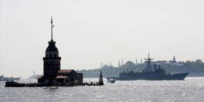 ABD, 2 savaş gemisinin Karadeniz'e çıkışı için Türkiye'ye diplomatik bildirimde bulundu