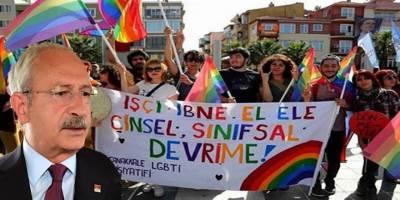 Kılıçdaroğlu'na göre LGBTİ aile yapısını bozmuyormuş!