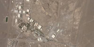 Natanz Nükleer Tesisi'nde 'kaza' açıklamasına 'terör eylemi' düzeltmesi