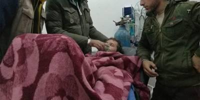 KSYÖ Esed'in Serakib'de kimyasal silah kullandığını 3 yıl sonra teyit etti!