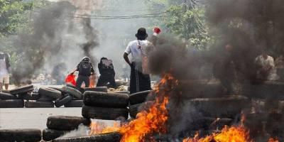 Myanmar'daki darbe karşıtı protestolarda ölenlerin sayısı 714'e çıktı