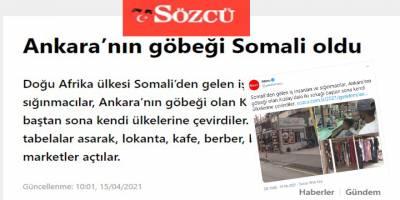 Irkçıların yeni hedefi Somalililer mi?