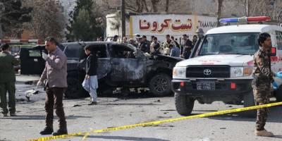 Afganistan'da askeri üsse saldırı: 10 ölü